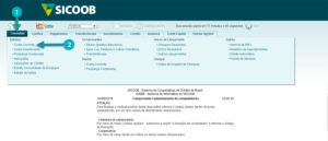 internet banking sicoob