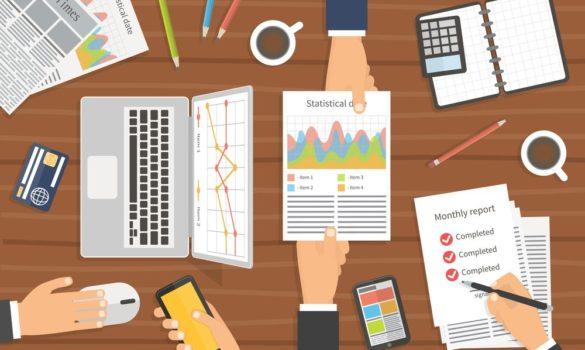 Gestão Financeira Empresarial: como ficar sempre no azul