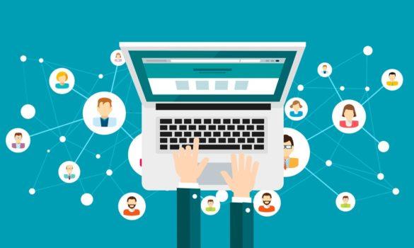 Como usar as redes sociais para impulsionar o seu negócio?