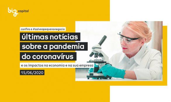 Novidades sobre covid-19: últimos acontecimentos sobre o Coronavírus