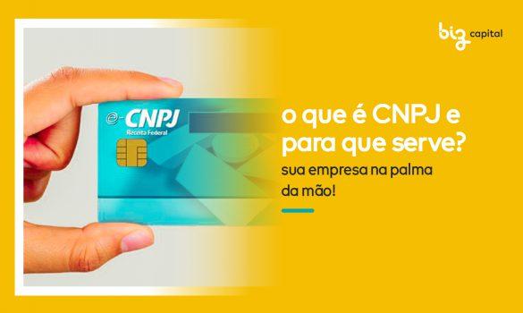 O que é CNPJ?