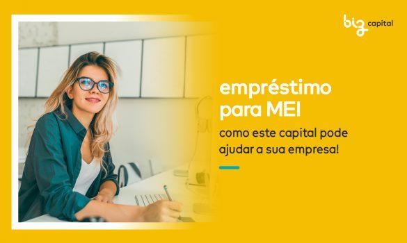 Empréstimo para Mei: como este capital pode ajudar a sua empresa!