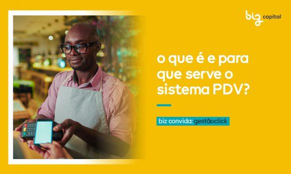 O que é e para que serve o sistema PDV?